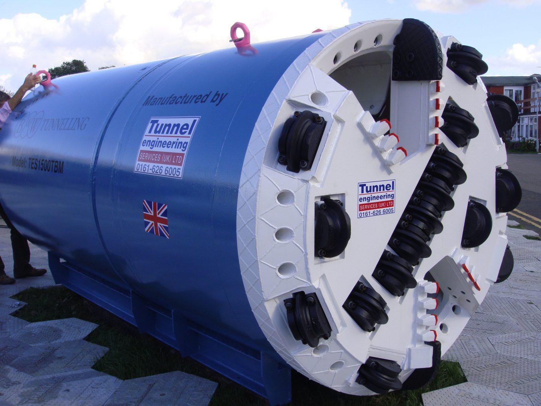 tunnel boring machine manufacturer