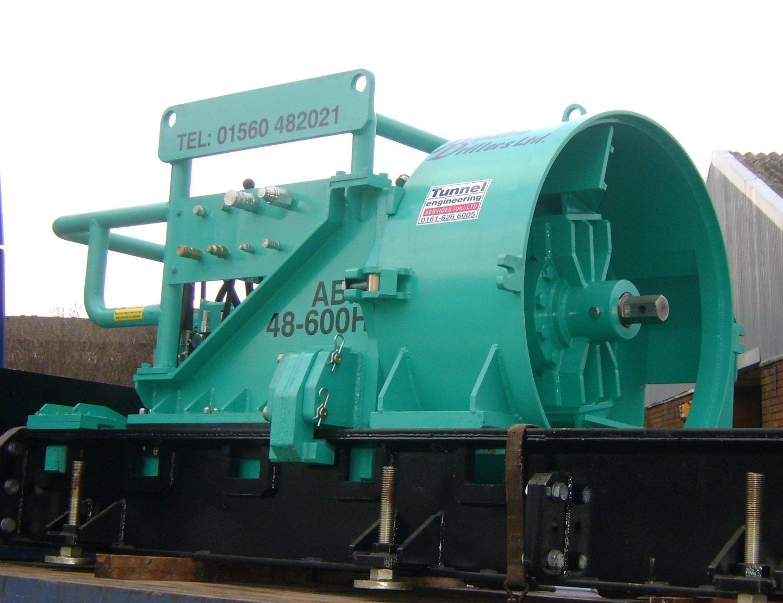 machine auger