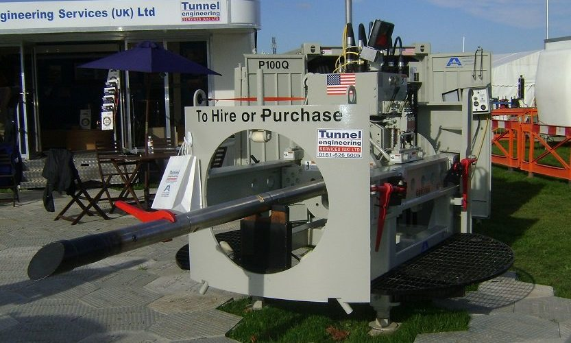 Guided Auger Boring Machines Image