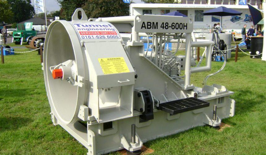 Auger Boring Machines Image