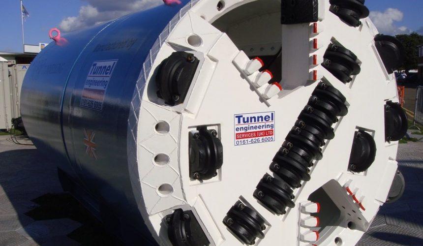 Tunnel Boring Machine - TBM1800