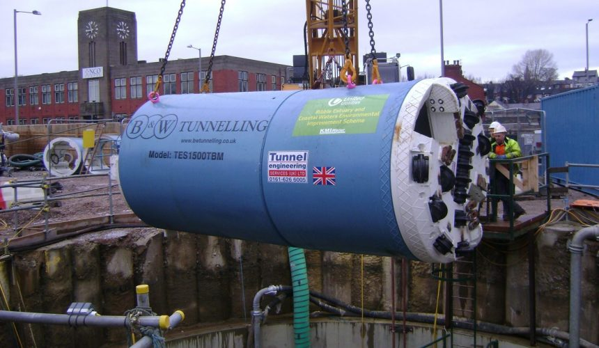 Tunnel Boring Machines Image