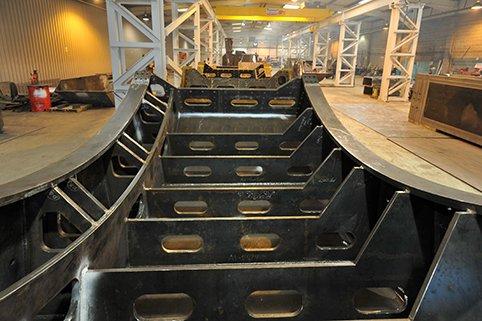 Tunnel Engineering - Fabrication