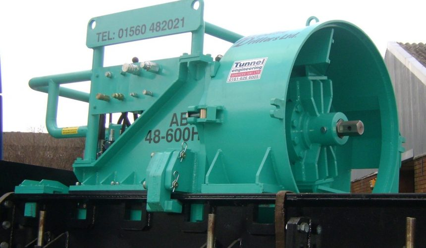 auger boring equipment