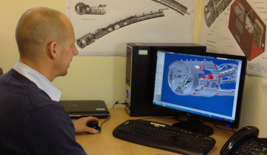 Design Office - Tunnel Engineering Services UK