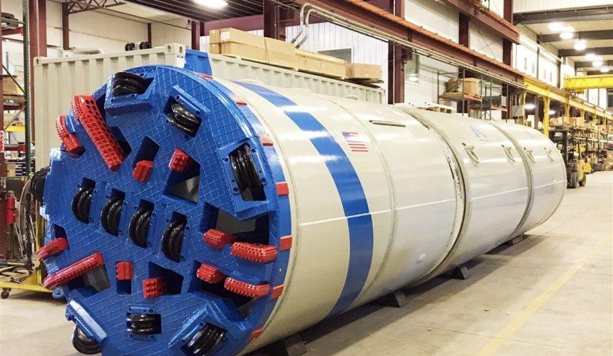 Microtunnelling Machine 3