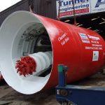 roadheader tunnelling machine
